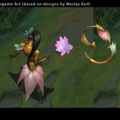 Order of the Lotus Karma Concept (by Riot Artist <a href=