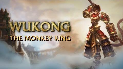 Prezentacja Bohatera - Wukong, Małpi Król