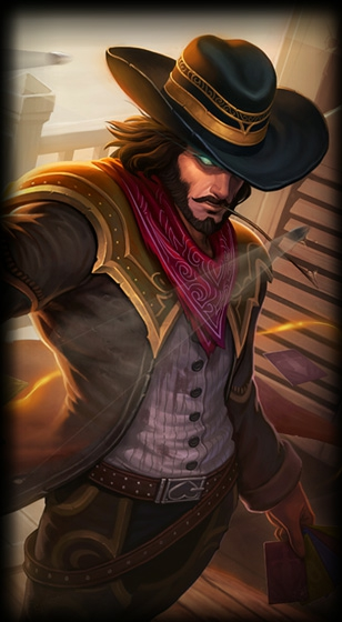Twisted Fate High Noon-Twisted Fate L
