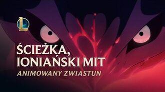 Ścieżka, Ioniański Mit (Animowany zwiastun Duchowego Rozkwitu 2020)