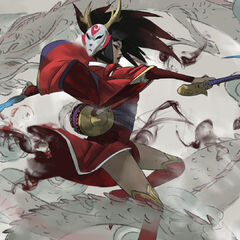 Blood Moon Akali Splash Update Concept 1 (by Riot Arist <a rel=