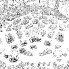 Crystal Scar Concept Sketch