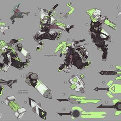 PROJECT: Ekko Concept (by Riot Artist <a href=