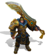 Garen WarringKingdoms (Golden)
