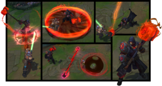 Jayce Forsaken Screenshots