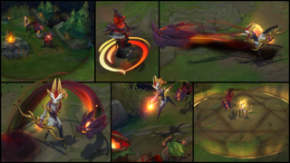 Kindred Shadowfire Screenshots