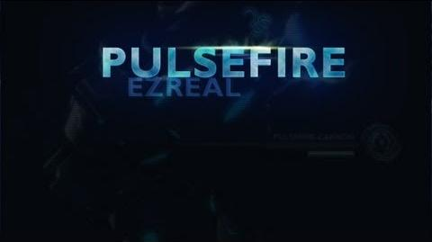League of Legends - Pulsefire Ezreal Revealed
