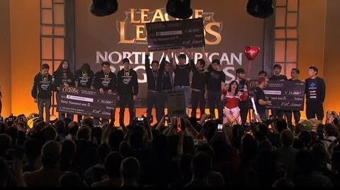 League of Legends S2 Regional Spotlight North America