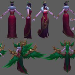 Lunar Wraith Morgana Update Model 3 (by Riot Artists <a href=