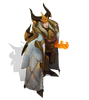 Swain Drachenmeister Swain (Perlmutt) M