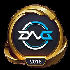 Mistrzostwa 2018 – Złote DFM