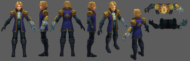 Ezreal Update Pik-Ass- Model 02