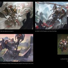 Mecha Kingdoms Jax Splash Concept 1 (by Riot Artist <a href=