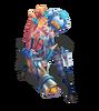 Jinx Herzsucher-Jinx (Aquamarin) M