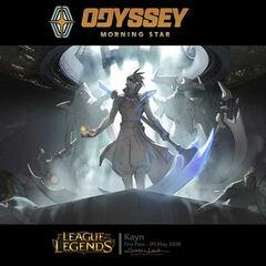 Odyssey Kayn Splash Concept 1 (by Riot Artist <a href=