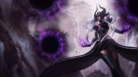 League of Legends - Focus Artistique sur Syndra