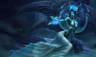 Morgana GhostBrideSkin