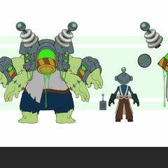 Zombie Nunu & Willump Update Concept 6 (by Riot Artist <a href=
