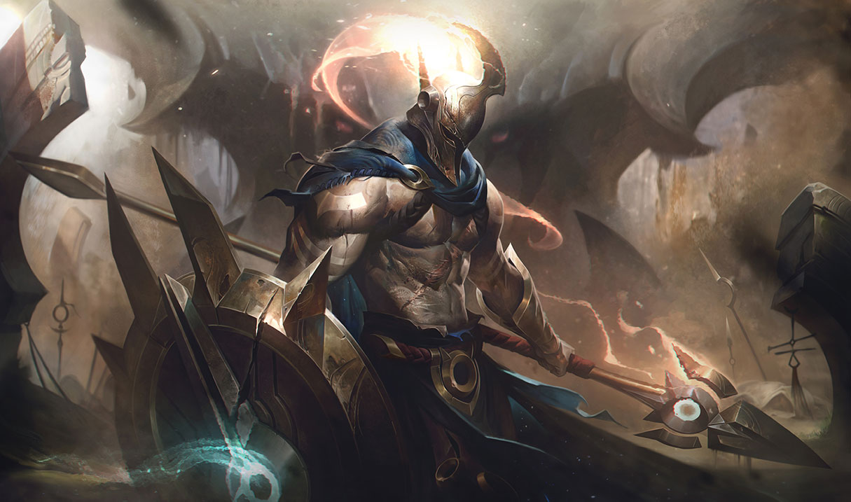 Pantheon/Skins | League of Legends Wiki | Fandom