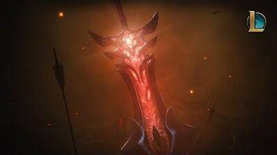 Атрокс Губитель мира Тизер чемпиона – League of Legends