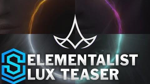 Elementalist Lux Teaser