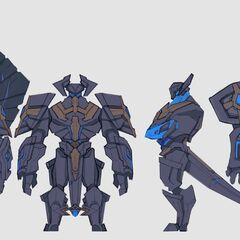 Enchanted Galio Update Concept 2 (by Riot Artist <a rel=