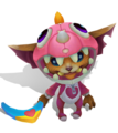 Gnar Dino (Rose Quartz).png