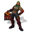 Illaoi Resistance (Ruby)