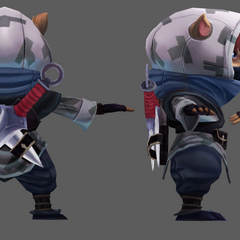Arctic Ops Kennen Model