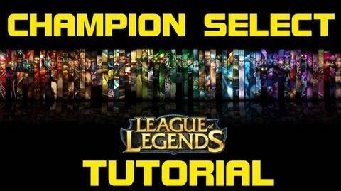 Tutorial - Champion Select Music