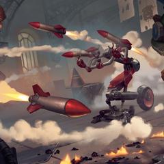 Mk5: Rocket Blaster