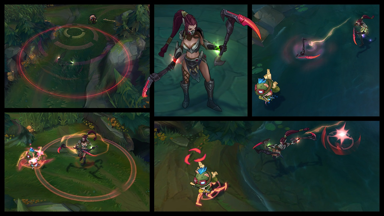 how to start a game in league of legends