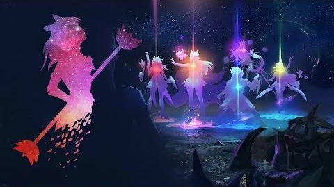 Czarodziejki Gwiazd Nowy Horyzont - motyw muzyczny