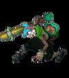 Ekko TrickorTreat (Emerald)