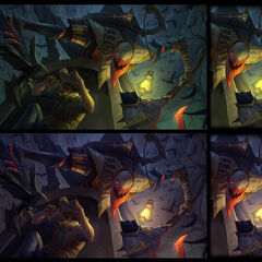 Bandito Fiddlesticks Splash Update Concept 2 (by Riot Contracted Artist <a rel=