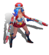 Miss Fortune Arcade (Ruby)