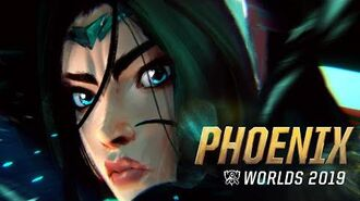 Phoenix (ft. Cailin Russo and Chrissy Costanza) Worlds 2019 - League of Legends