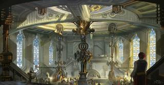 Piltover Ecliptic Vaults