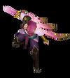 Talon EnduringSword (Rose Quartz)