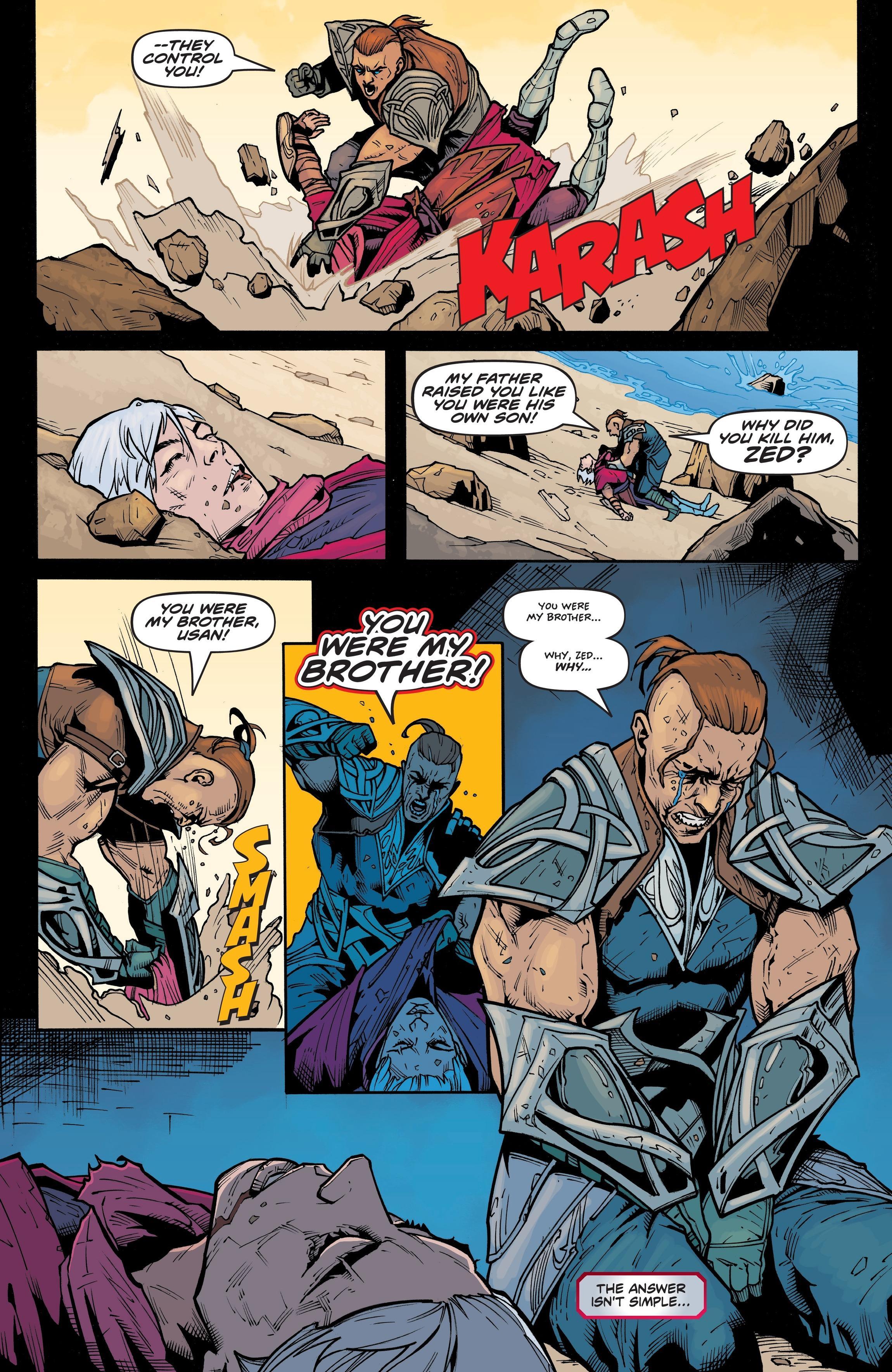 Zed Comic 4 pr21