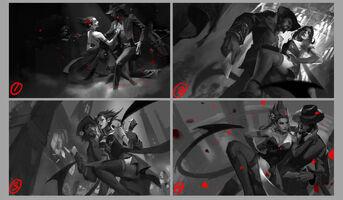Evelynn Update Tango-Splash Konzept 01