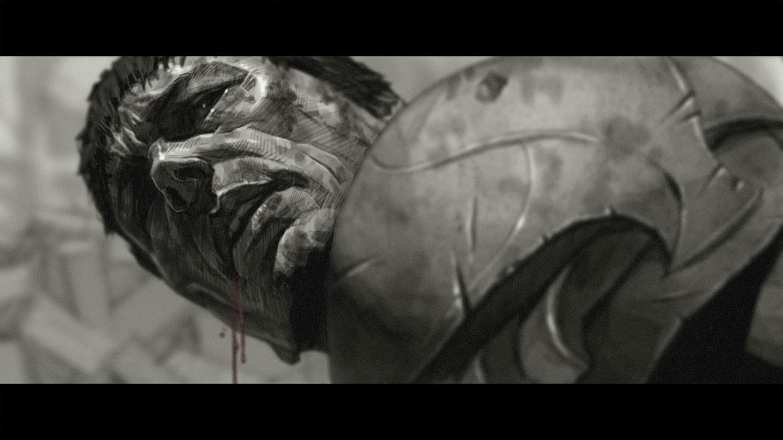 Garen Katarina EnemyofmyEnemy Cinematic concept 26