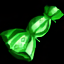 Piece of Green Candy item