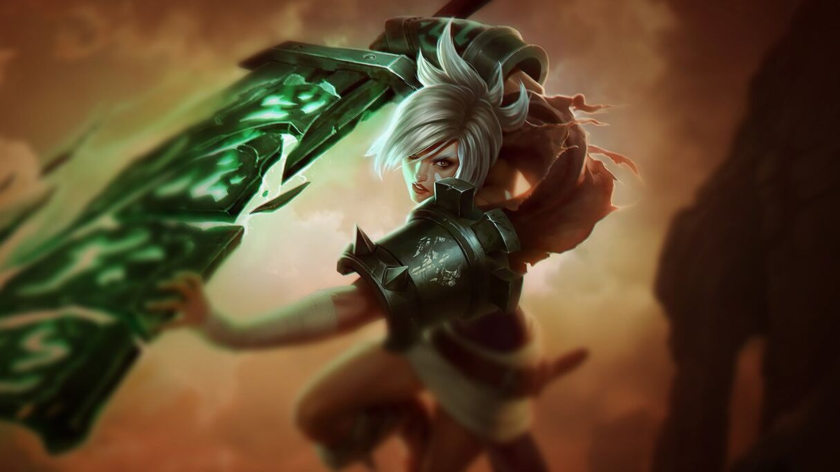 Riven OriginalCentered