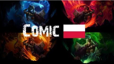 Spirit Guard Udyr - Comic Polski