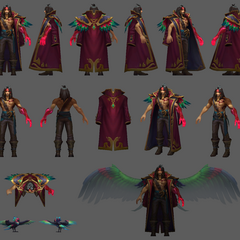 Bilgewater Swain Update Model 3 (by Riot Artists <a href=