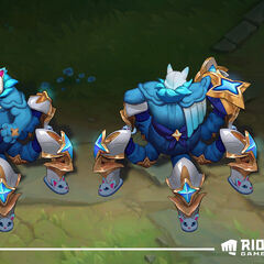 Pajama Guardian Cosplay Urgot Concept 5 (by Riot Artist <a href=