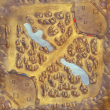 Base Gate locations