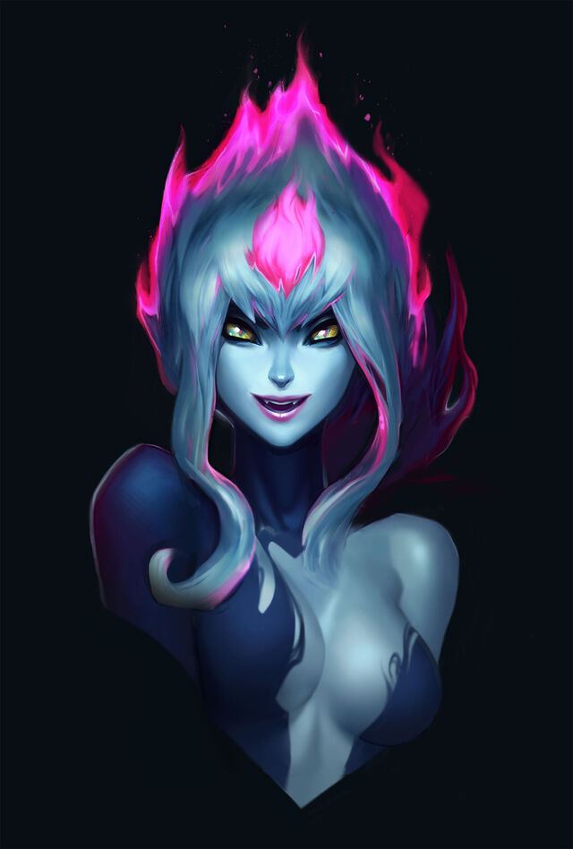 Evelynn Update Concept 11