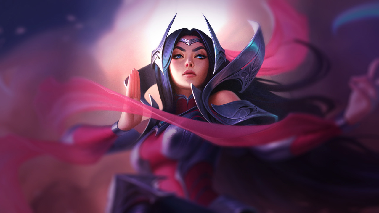 Irelia OriginalCentered